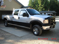 2005 Ford F-350 Crew Cab Pickup Truck Got To Go