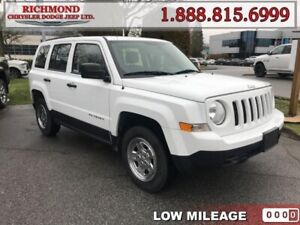 2015 Jeep Patriot Sport  *BC LOCAL*