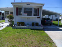 Mobile Home For Sale in Lakeland, Florida