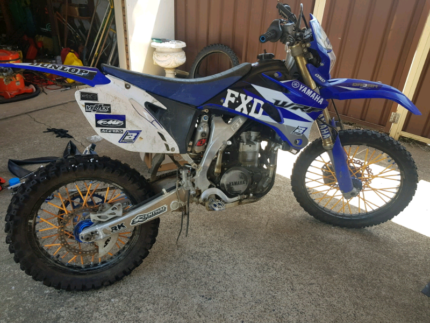 2009 WR450 Chester Hill Bankstown Area Preview