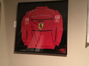 Framed Ferrari Jacket
