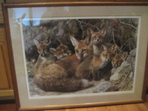 CARL BRENDERS FULL HOUSE FOX FAMILY LIMITED EDITION