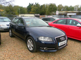 Audi A3 1.6TDI Sportback 2012 SE T/Diesel Reduced to sell
