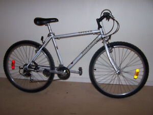 Nakamura Spider Vintage 21-speed ATB (all terrain bike)