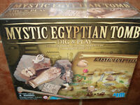 Mystic Egyptian Tomb