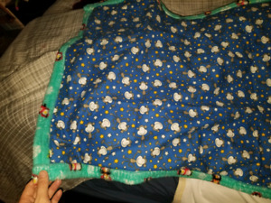 Handmade Childrens/Baby Blanket