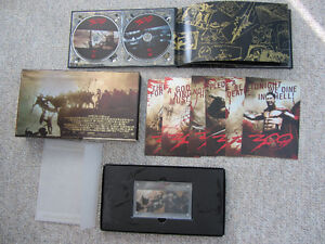 300 3-Disc Limited Collector's Edition on DVD Kitchener / Waterloo Kitchener Area image 2
