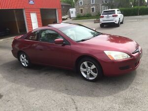 HONDA ACCORD COUPE 2006 automatique