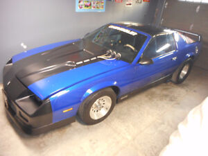 87 IROC ; STREET AND STRIP OR SHOW, London Ontario image 10