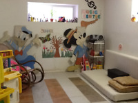 Infant opening in registered home daycare (Islington/Kip subway)