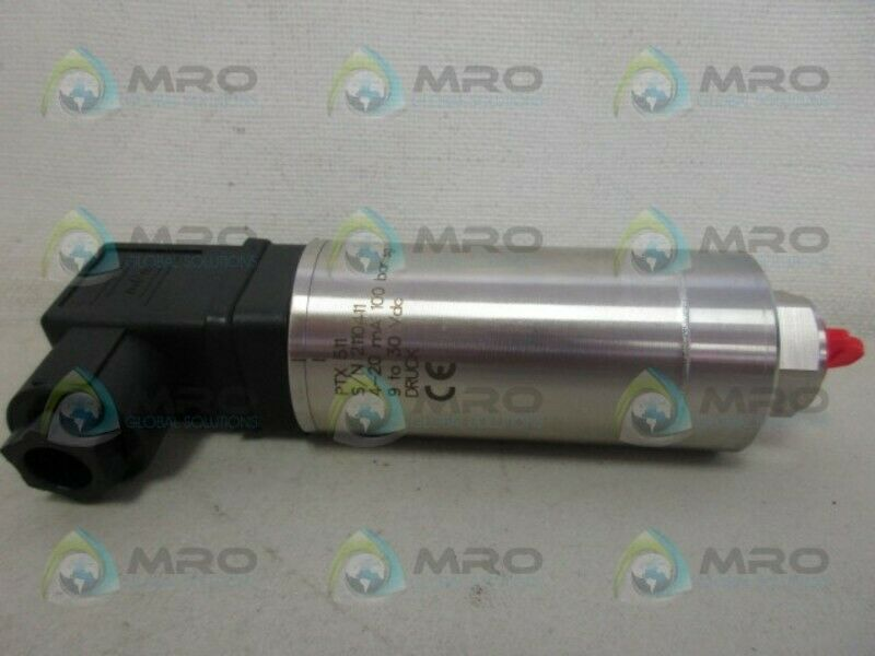 DRUCK PTX511 PRESSURE TRANSMITTER *NEW NO BOX*