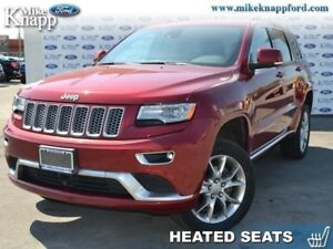 2015 Jeep Grand Cherokee Summit  - Navigation