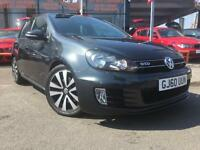 2010 VOLKSWAGEN GOLF 2.0 GTD TDI 5d 170 BHP FULL LEATHER, 5 SERVICES