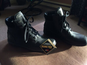 new with tag ecco gore tex boot