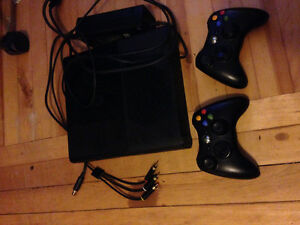 Xbox 360 250 GB and Games