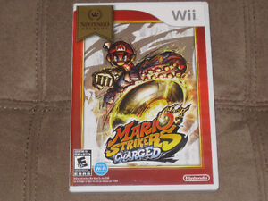 Super Mario Strikers Charged (Nintendo Wii)