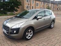 Peugeot 3008 Crossover 1.6HDi ( 110bhp ) FAP 6sp Sport FINANCE AVAILABLE