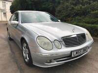 2005 Mercedes-Benz E320 3.0TD 7G-Tronic CDI Avantgarde AUTO CHEAP TO RUN SWAP