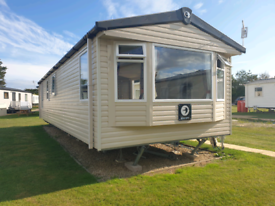 WEYMOUTH BAY HAVEN CARAVAN
