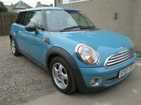 MINI One 1.4I 16V ONE - CAR NOW SOLD - (blue) 2007