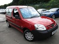 2009 PEUGEOT PARTNER COMBI ORIGIN (WAV)( ALLIED CONVERSION) MPV (MULTI-PURPOSE V