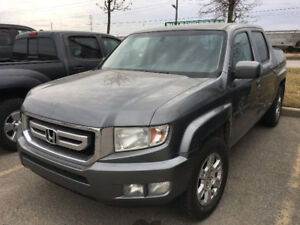 2009 HONDA RIDGELINE VP EDITION AWD