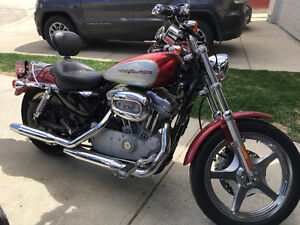 2004 Harley Davidson  Sportster 883c mint condition