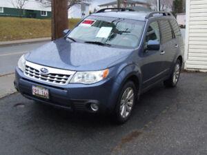 2011 Subaru Forester SUV, Crossover
