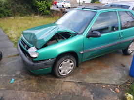 Citroën Saxo 1.0 for spares or repairs