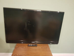 46inch sharp LCD flat screen tv