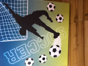 Magnetic Soccer picture