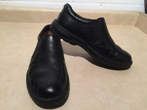 Men's Timberland Leather Slip-On Shoes Size 10 London Ontario image 3