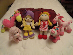 Baby Plush Toys - Great Condition