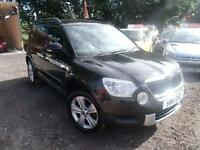 2011 Skoda Yeti 2.0 TDI CR [140] SE 4x4 5dr 5 door Hatchback