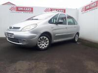 2002 52 CITROEN XSARA PIACSSO 2.0 16V AUTOMATIC.12 MONTHS MOT,GREAT SPEC,