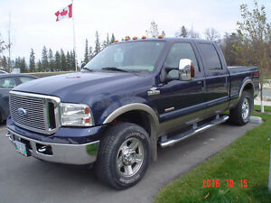 2007 Ford F-250 Lariat S.D Pickup Truck