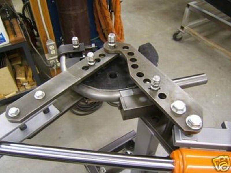 "JD2 Hydraulic Tubing Bender Conv. Plans ""ONLY"", Pullmax, Hossfeld  - USA"