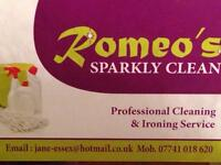 Self Employed Cleaner ( All Round Merseyside )