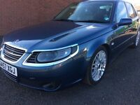 2007 Saab 95 Vector Sport 1.9 diesel / may part exchange