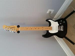 Guitare Godin/ampli Fender