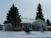Restaurant Business with Building FOR SALE!