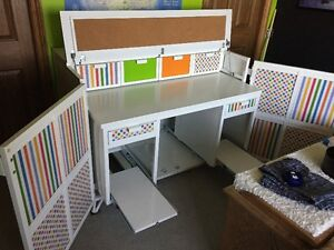 Switch-a-roo desk