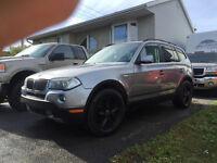 2007 BMW X3 3.0 si VUS