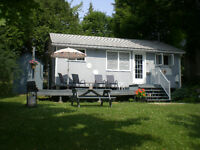 COTTAGE FOR SALE ON BASS LAKE, RIDEAU FERRY