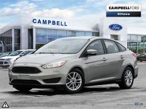 2016 Ford Focus SE AUTO-AIR-LOADED-ONLY 43,000 KMS