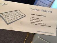iPhone, iPad , android wireless keyboard