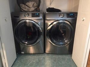 Samsung Washer and Dryer