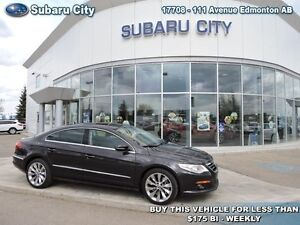 2010 Volkswagen CC Highline AWD