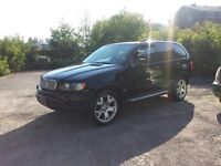 2003 BMW X5 214km Parting out