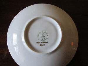 TEA FOR TWO FINE CHINA 9 PIECE SET West Island Greater Montréal image 2